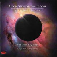 CD Bach Side Of The Moon